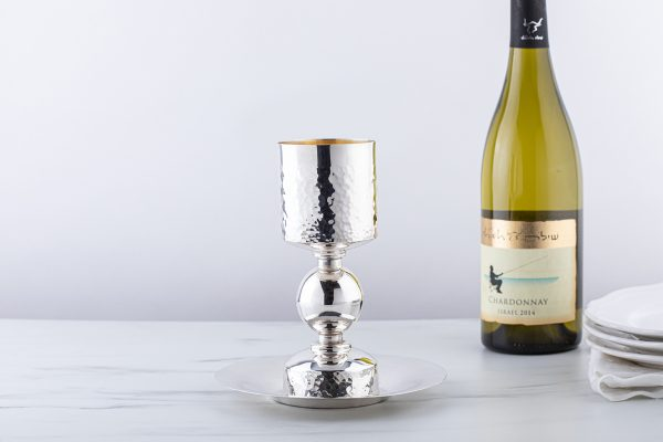 גביע כסף גדול, בעיצוב מיוחד של מפעלי ביר